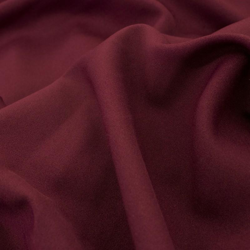 Tissu Rouge Bordeaux 4002