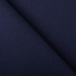 Tissu coton Diabolo Bleu Indigo 363