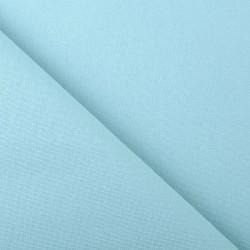 Tissu Coton Diabolo Bleu Maldives