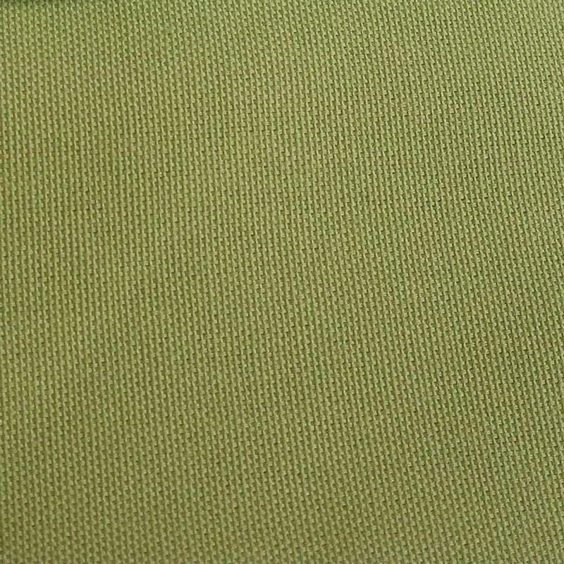 Tissu Coton Diabolo Vert Fenouil 317