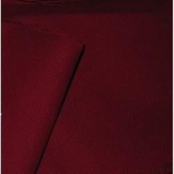 Tissu Coton Diabolo Rouge Griotte 344