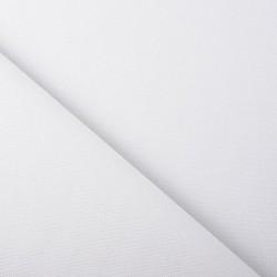 Tissu Coton Diabolo Blanc 325