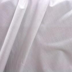 Tissu Aspect Lin Blanc 10