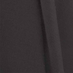 Tissu Aspect Lin Gris Anthracite 92
