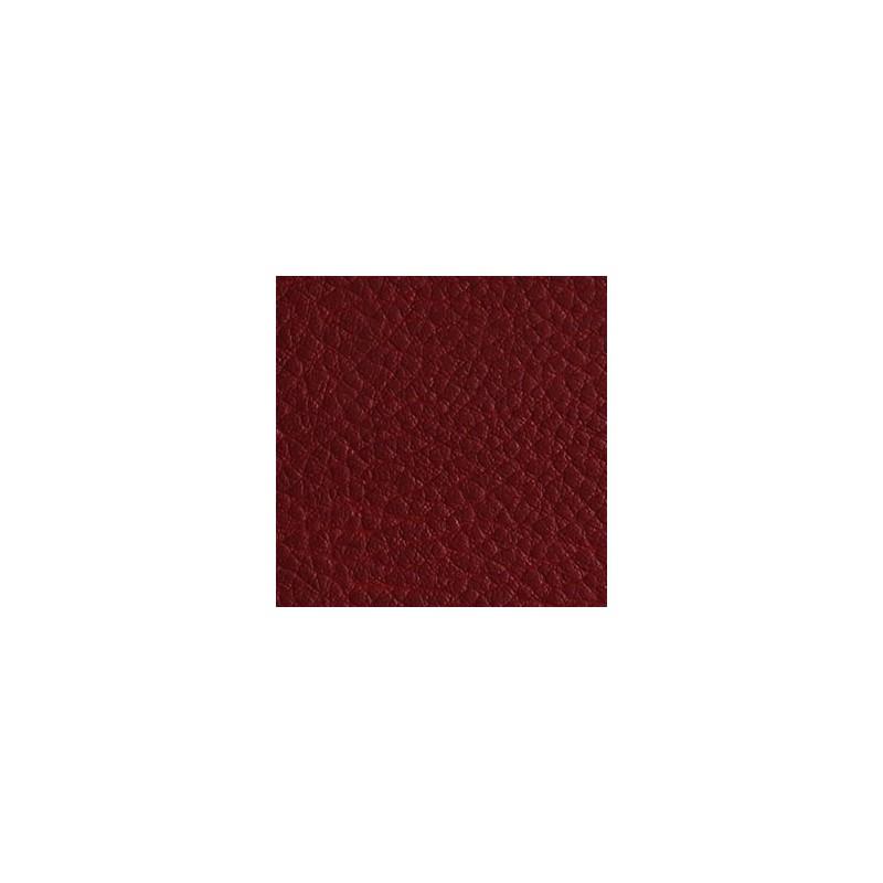 Simili Cuir Effet Grainé Rouge Bordeaux 222