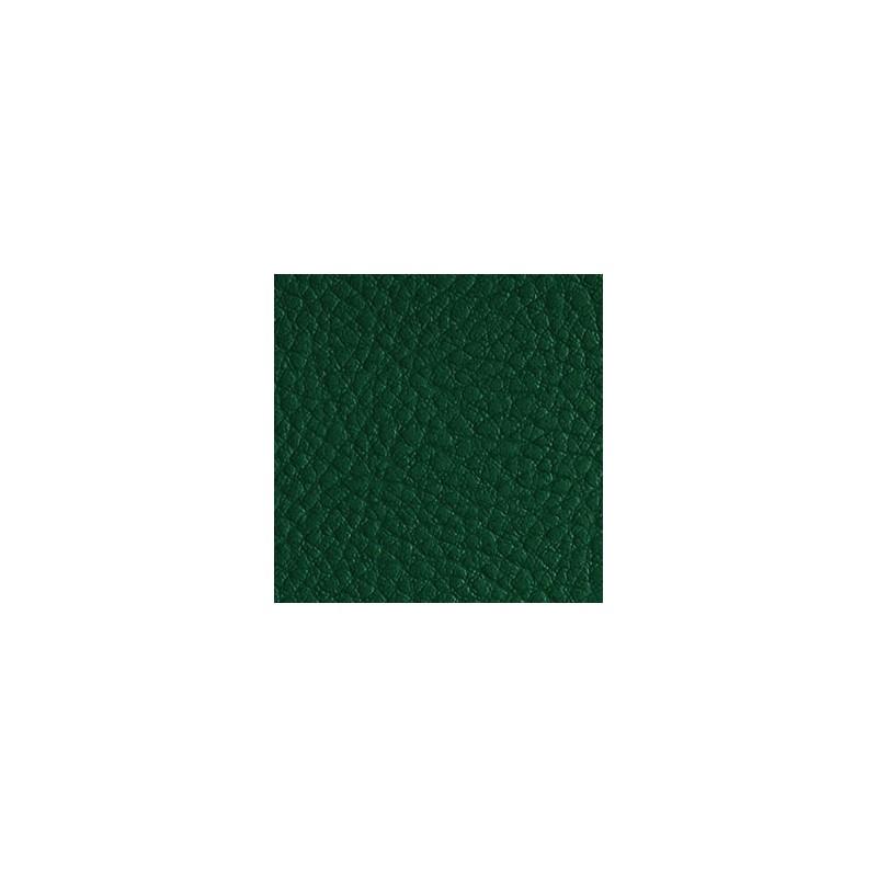 Simili Cuir Effet Grainé Vert Sapin 408