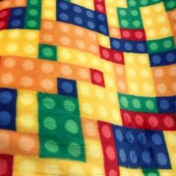 Doudou Tetris Multicolore