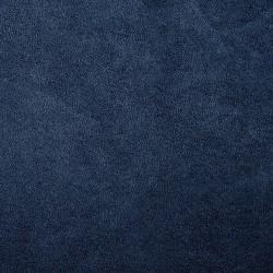 Suédine Souple Bleu Marine