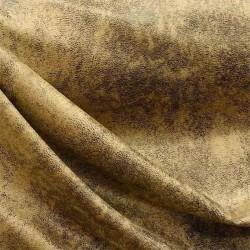 Simili cuir effet vieilli SAFARI Beige