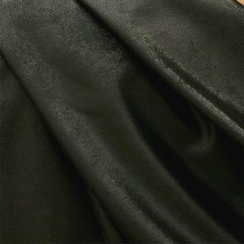 Simili cuir effet vieilli SAFARI Noir