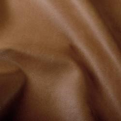 Tissu simili cuir de grande qualité couleur Fauve