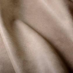 Tissu Simili Cuir de Grande Qualité Mastic