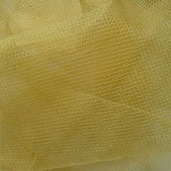 Tulle rouleau 40m - Jaune Or (Gold)