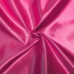 Satin Deluxe pour doublure couleur Fuchsia