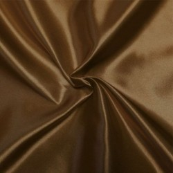 Satin doublure Marron