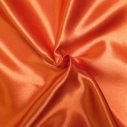 Satin Deluxe pour doublure couleur Orange