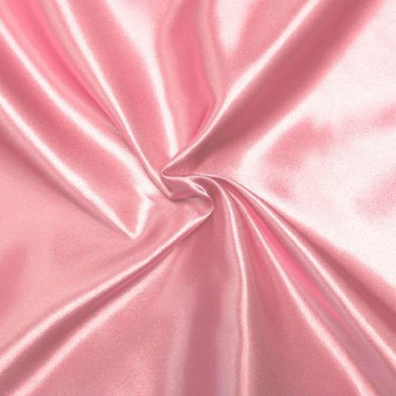 Satin Deluxe pour doublure couleur Rose