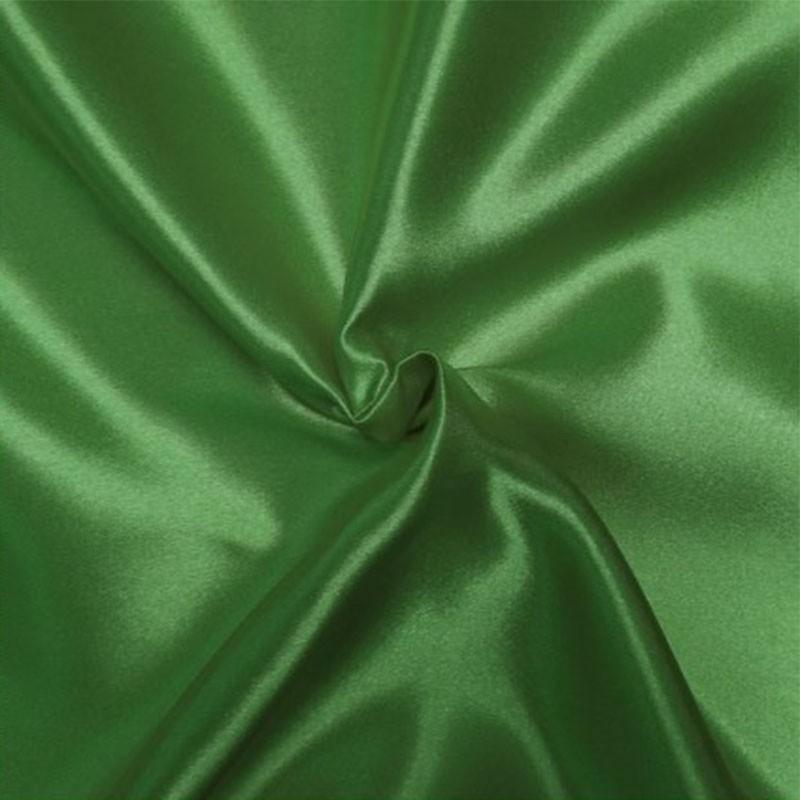Satin Deluxe pour doublure couleur Vert Prairie