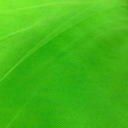 Tulle Vert Clair Rouleau de 40 m