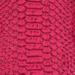 Tissus Simili Cuir Komodo Fuchsia