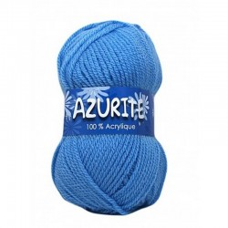 Laine Azurite Bleu Ciel
