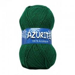Laine Azurite Vert Bouteille