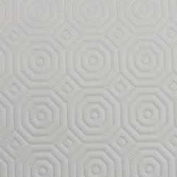 Protège table Blanc