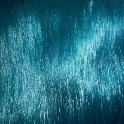 Fausse Fourrure Yeti Bleu Canard 3