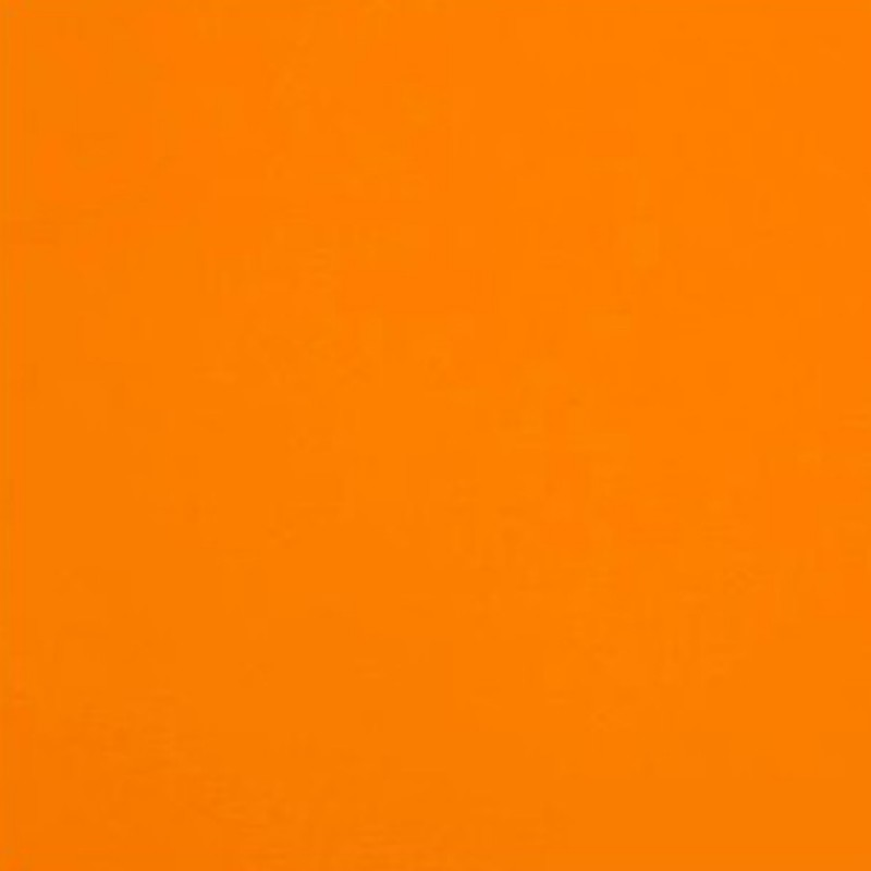 Tissus Occultant Obscurcissant Souple orange