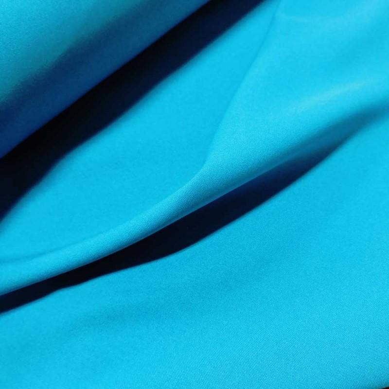 Tissu Burlington Bleu Turquoise 5002