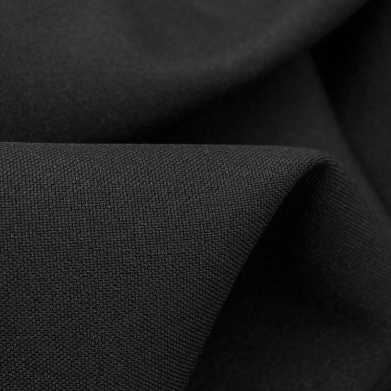 Tissu Burlington Noir 1000