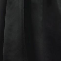 Satin Duchesse Noir