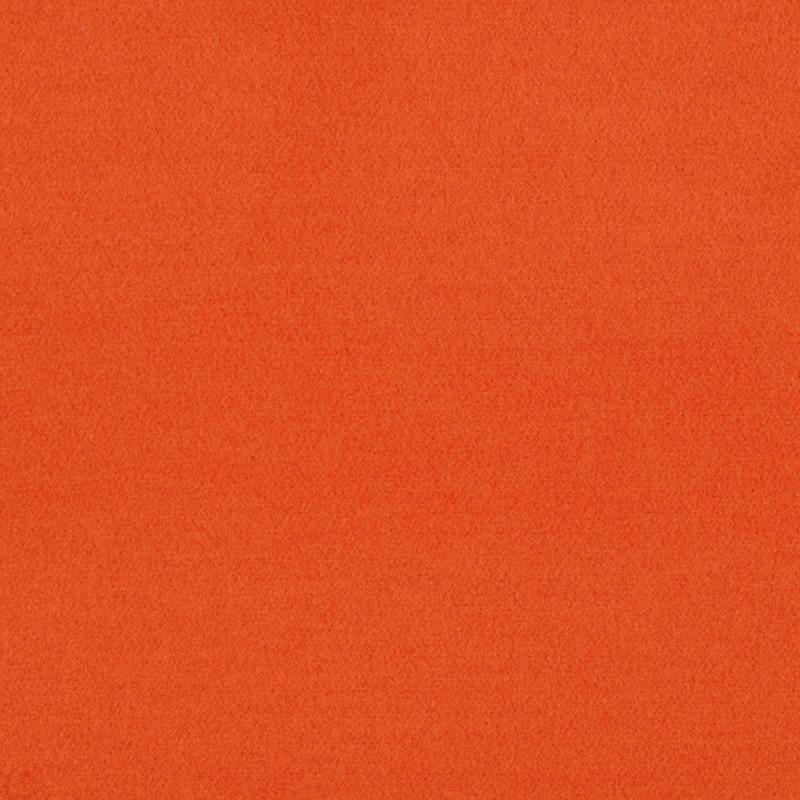 Flanelle d'ameublement Orange