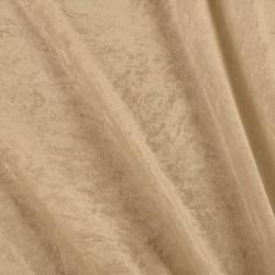 Panne de Velours beige clair