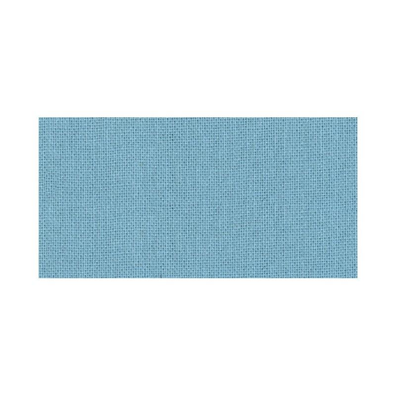 Tissu Coton Jekyll Bleu Caraïbes