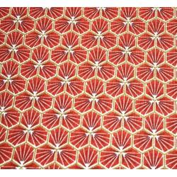 Coton Imprimé Riad Grenadine