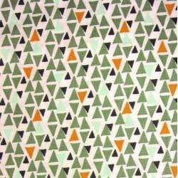 Coton Imprimé Modino Vert