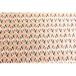 Coton Imprimé Payani Marsala