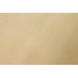 Tissu tulle ivoire