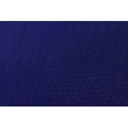 Tissu tulle bleu électrique
