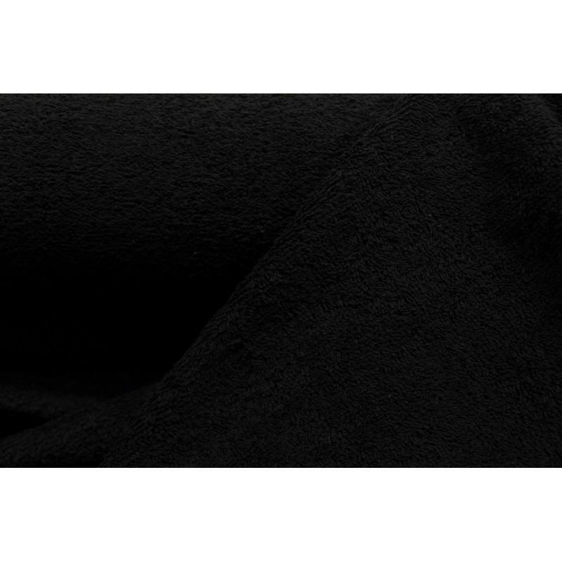 Éponge bouclette noir