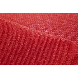 Voile ombrage micro-aérée Rouge