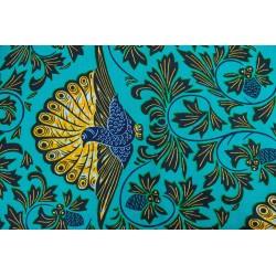 Wax Paon Turquoise