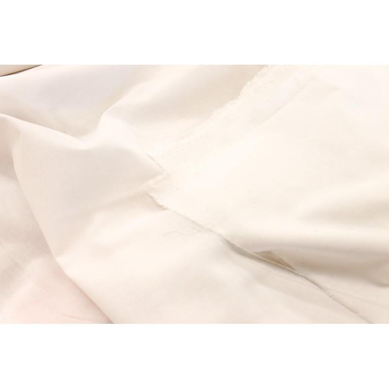 Coton à drap Blanc 260cm