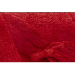 Doudou nounours Rouge