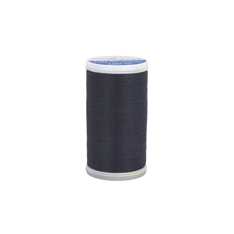 Fil à coudre Laser - Bleu Marine