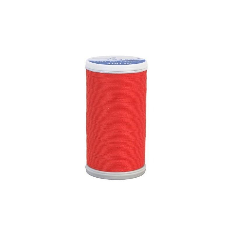 Fil à coudre Laser - Rouge Vermeil