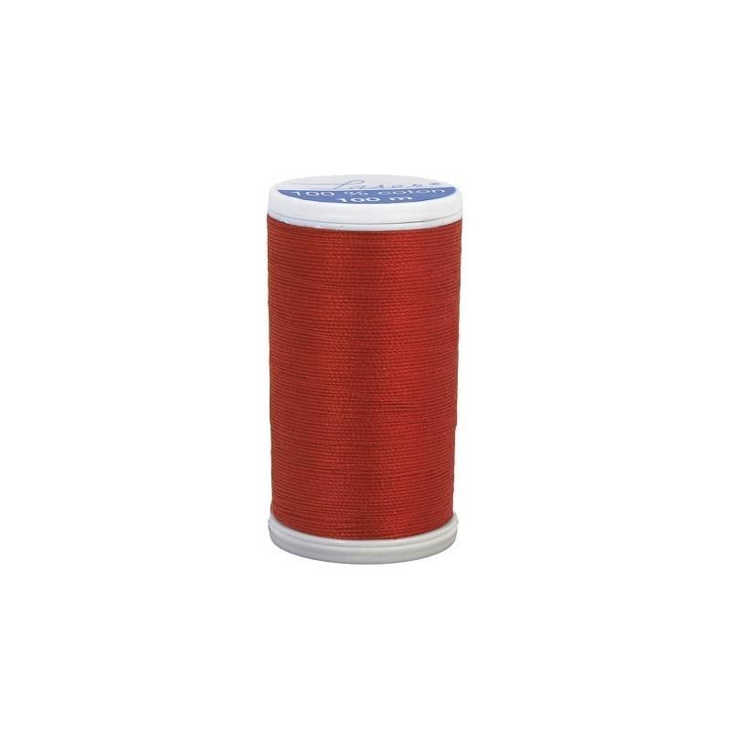 Fil à coudre Laser - Rouge Coquelicot
