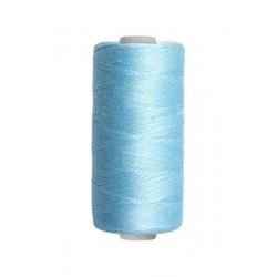 Fil à coudre tous tissus - Bleu clair