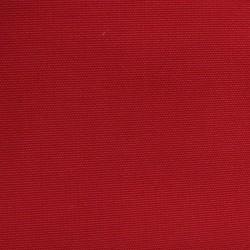 Toile de Bâche Unie Rouge Bain de Soleil